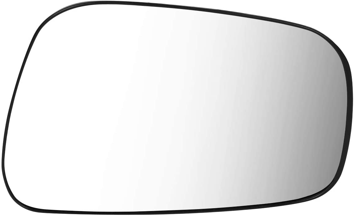 96365EA00A OE Style Passenger/Right Mirror Glass Lens Replacement for Nissan Frontier Xterra Pathfinder 05-17