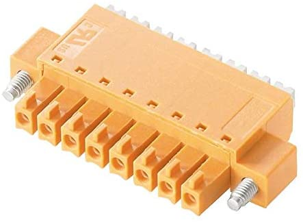 1970400000 - TERMINAL BLOCK, PLUGGABLE, 6POS, 16AWG, (Pack of 5)