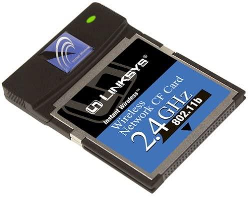 Cisco-Linksys WCF12 Wireless-B Network CompactFlash Card (Type I)