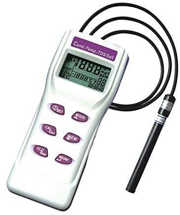 KXA Handheld Water Quality Meter Cond Conductivity Meter AZ8301