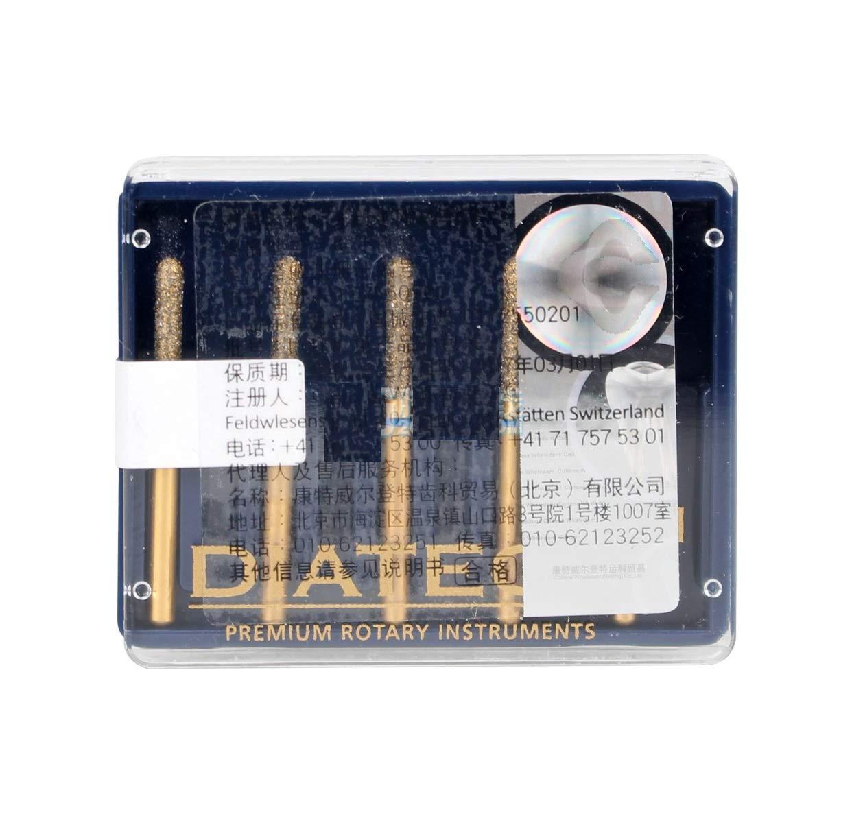 Dental COLTENE Diatech carborundum needle kit 881-016-8ML