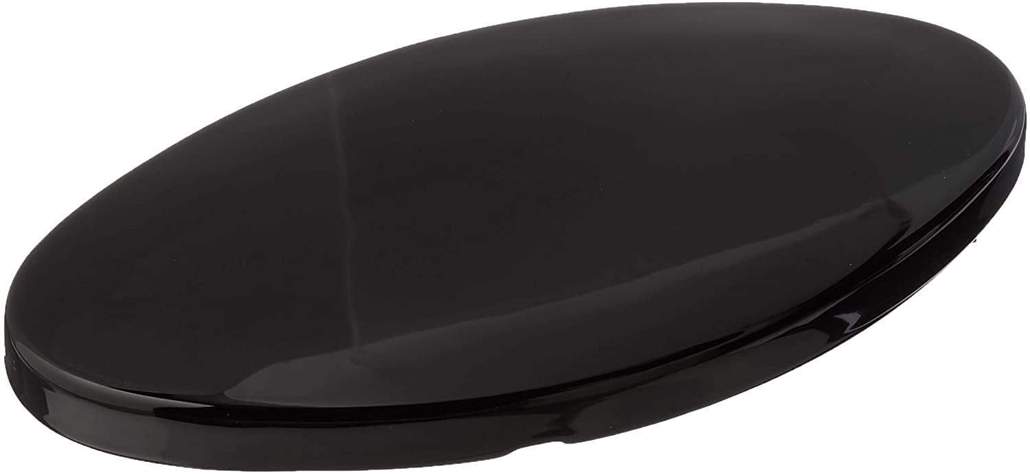 Toto TCU804CR#51 Tank Lid for Pacifica CST804 Toilet with Velcro Ebony