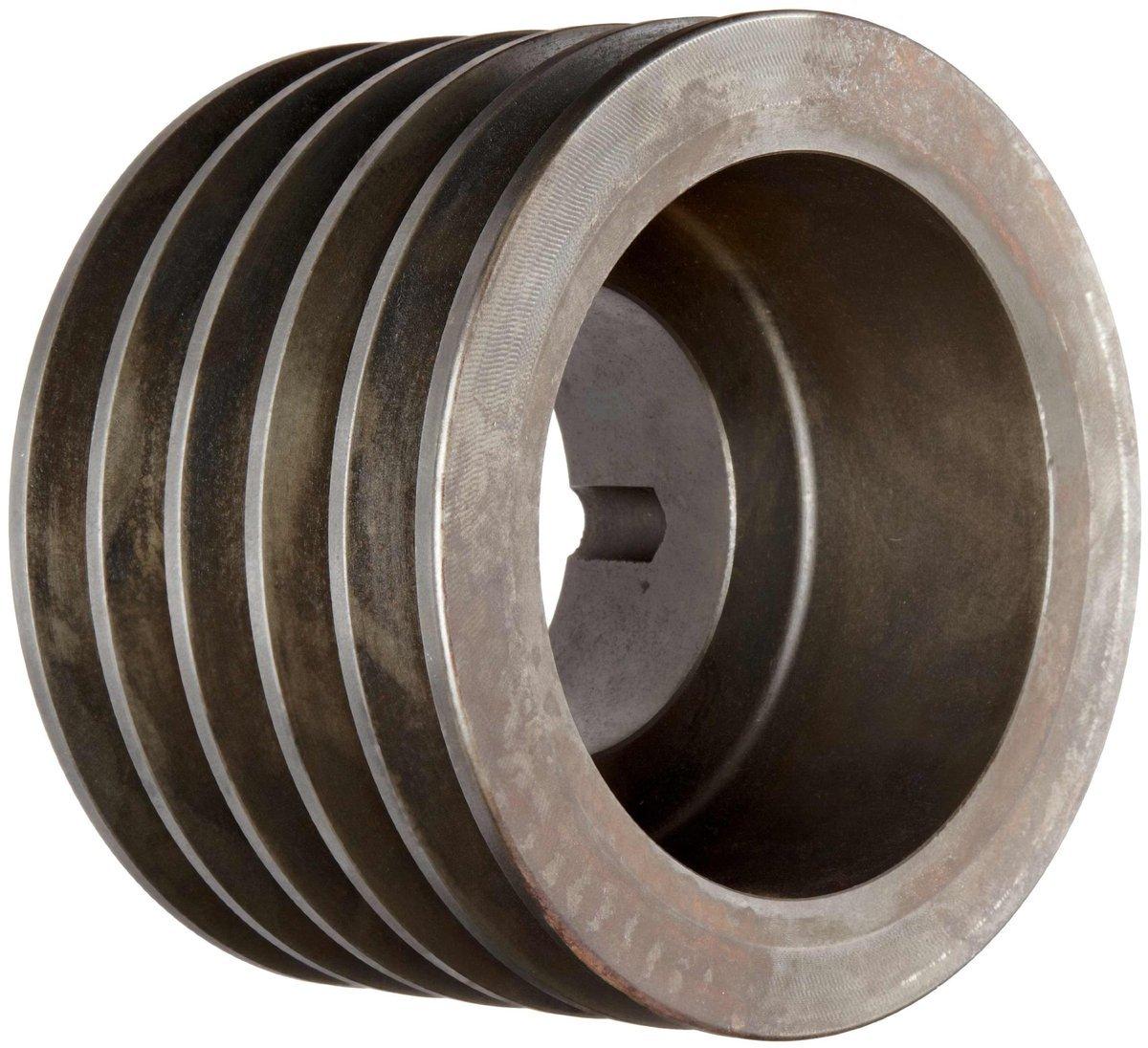TL SPB335X5.3535 Ametric Metric 335 mm Outside Diameter, 5 Groove SPB/17 Dynamically Balanced Cast Iron V-Belt Pulley/Sheave,for 3535 Taper Lock Bushing, (Mfg Code 1-013)