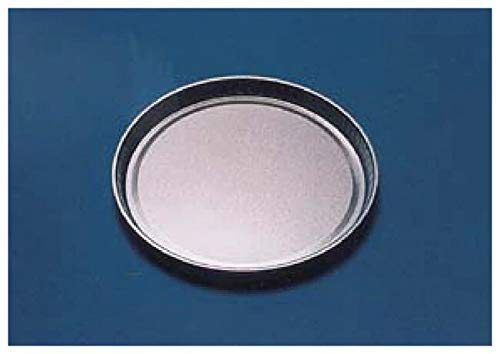Fisher Scientific 08-732-111 Fisherbrand Disposable Weighing/Drying Pan, Aluminum, 60 mL Capacity, 100.5 mm Top Diameter, 8 mm Height (Pack of 50)