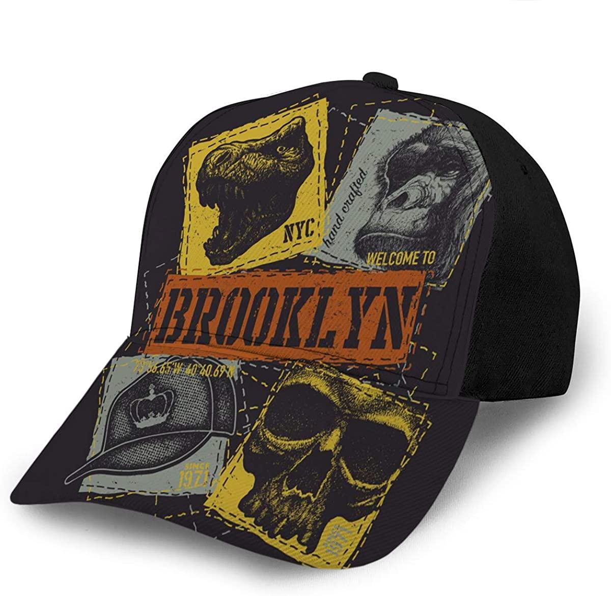 Baseball Hats Caps Vintage Urban Hard Hats Party Chamion Snapback