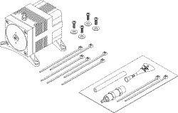 Air Compressor Kit for Scican SCK020