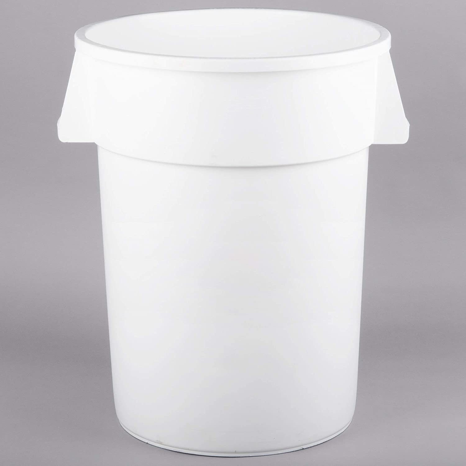 PRO&Family 3 Pack! 44 Gallon White Trash Can. Commercial Trash Container. Ingredient bin. Garbage. Waste Bin. Home, Office Trash Can. Commercial