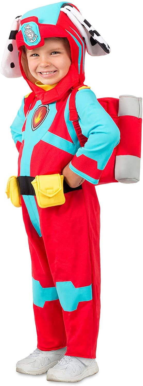 Princess Paradise Paw Patrol Sea Patrol Marshall Child's Costume, 18 Months - 2T