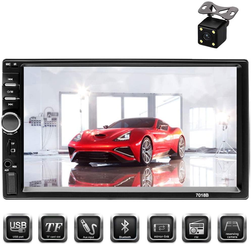 Aigoss Car Stereo Bluetooth 7