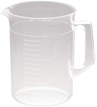 Sanplatec (TPX Earnest Beaker 3L 1057