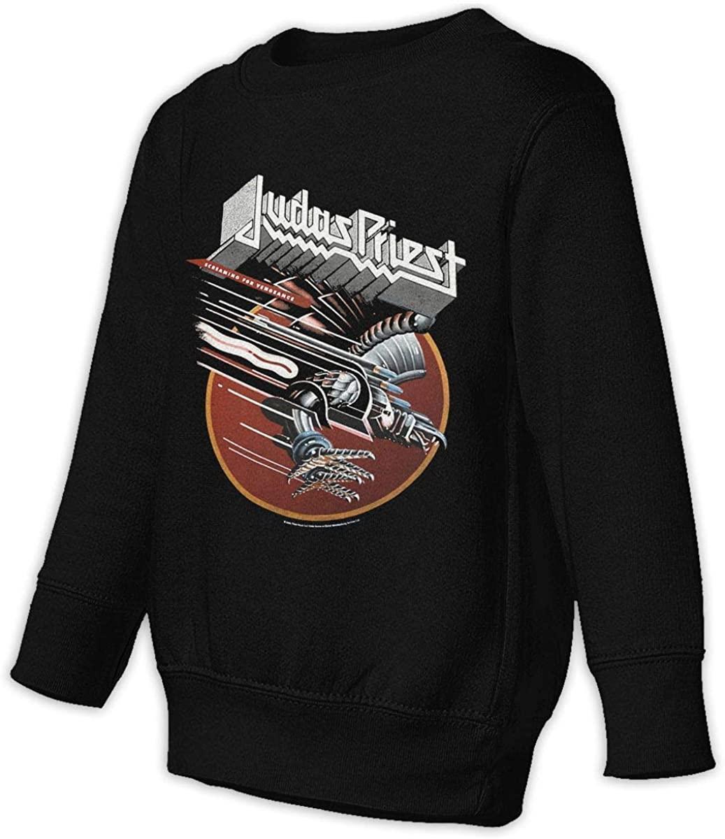 NOT Judas Priest Unisex Sweatshirt Youth Boy and Girls Pullover Sweatshirt