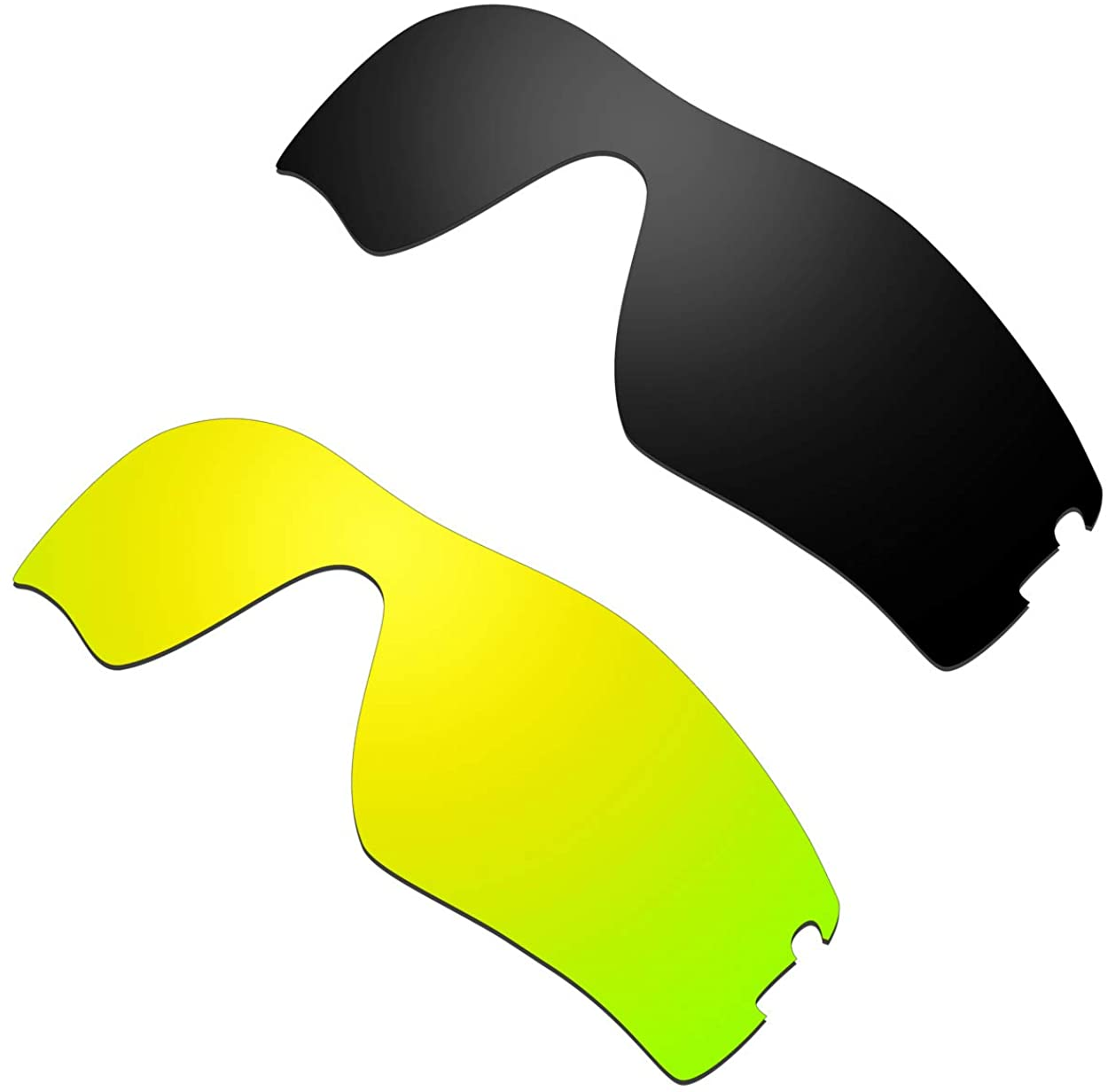 HKUCO Replacement Lenses For Oakley Radar Pitch Sunglasses