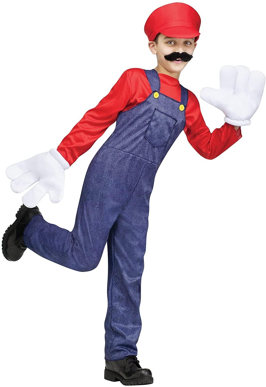 Fun World Video Game Guy Costume - Small