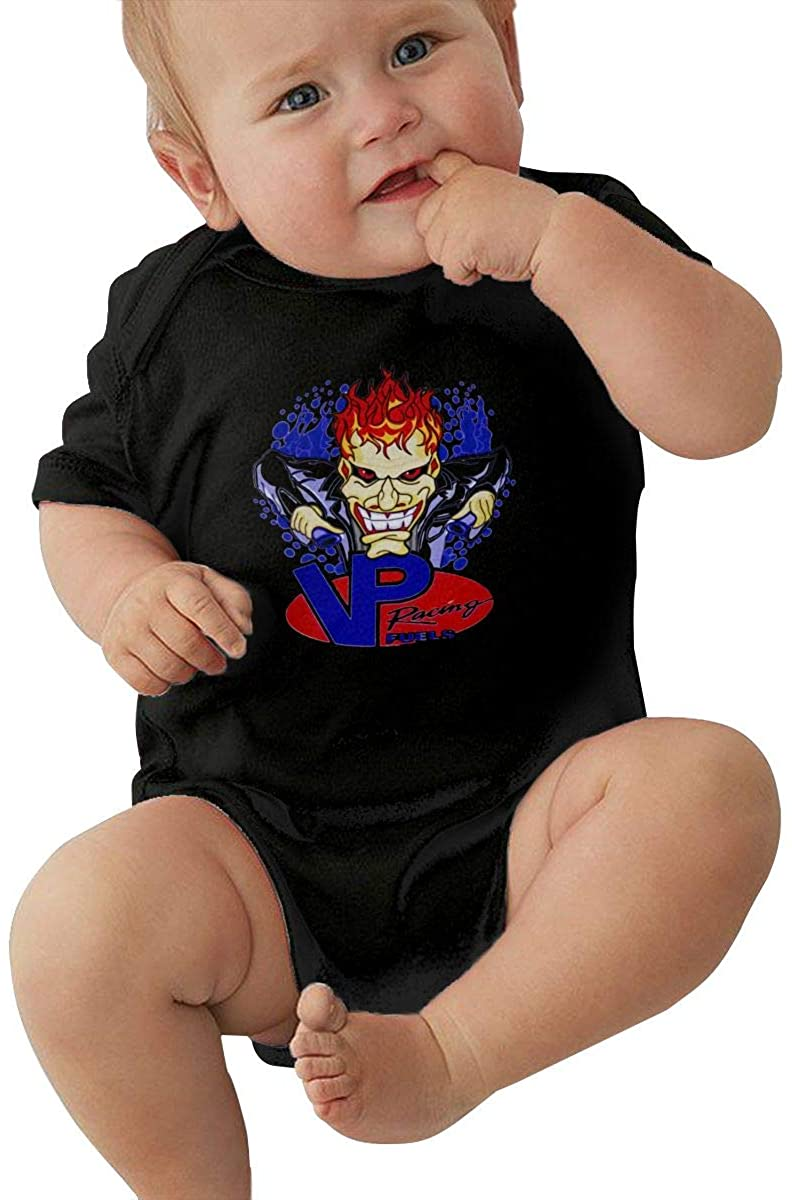 Vp Racing Baby Climbing Clothes Short Sleeved Comfortable Soft Cotton 100%