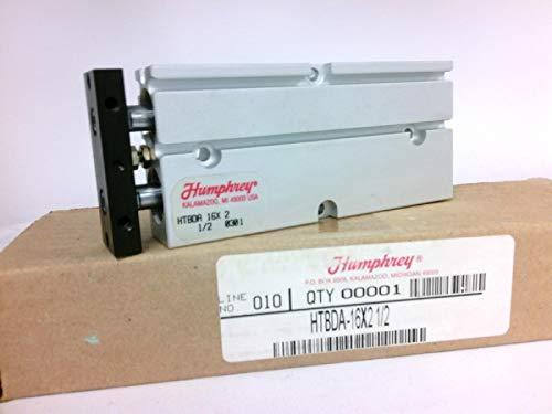 HUMPHREY HTBDA-16X2-1/2 Cylinder Twin Rod 16MM BORE 2-1/2 Stroke