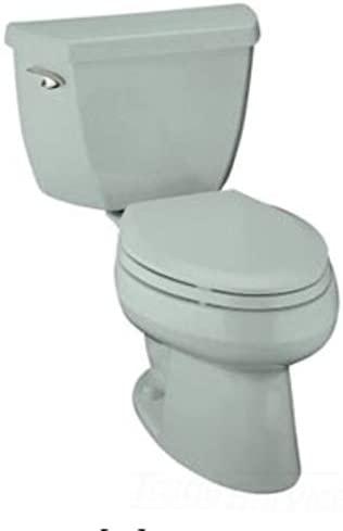 Kohler Wellworth Toilet - Two-piece - K3422-71