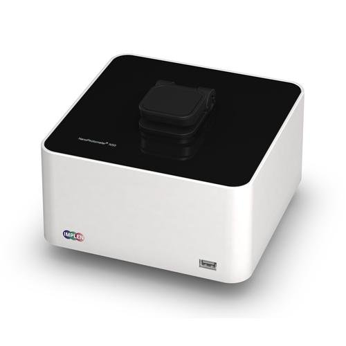 Implen N50-Touch Small Volume UV-Vis Spectrophotometer with 7