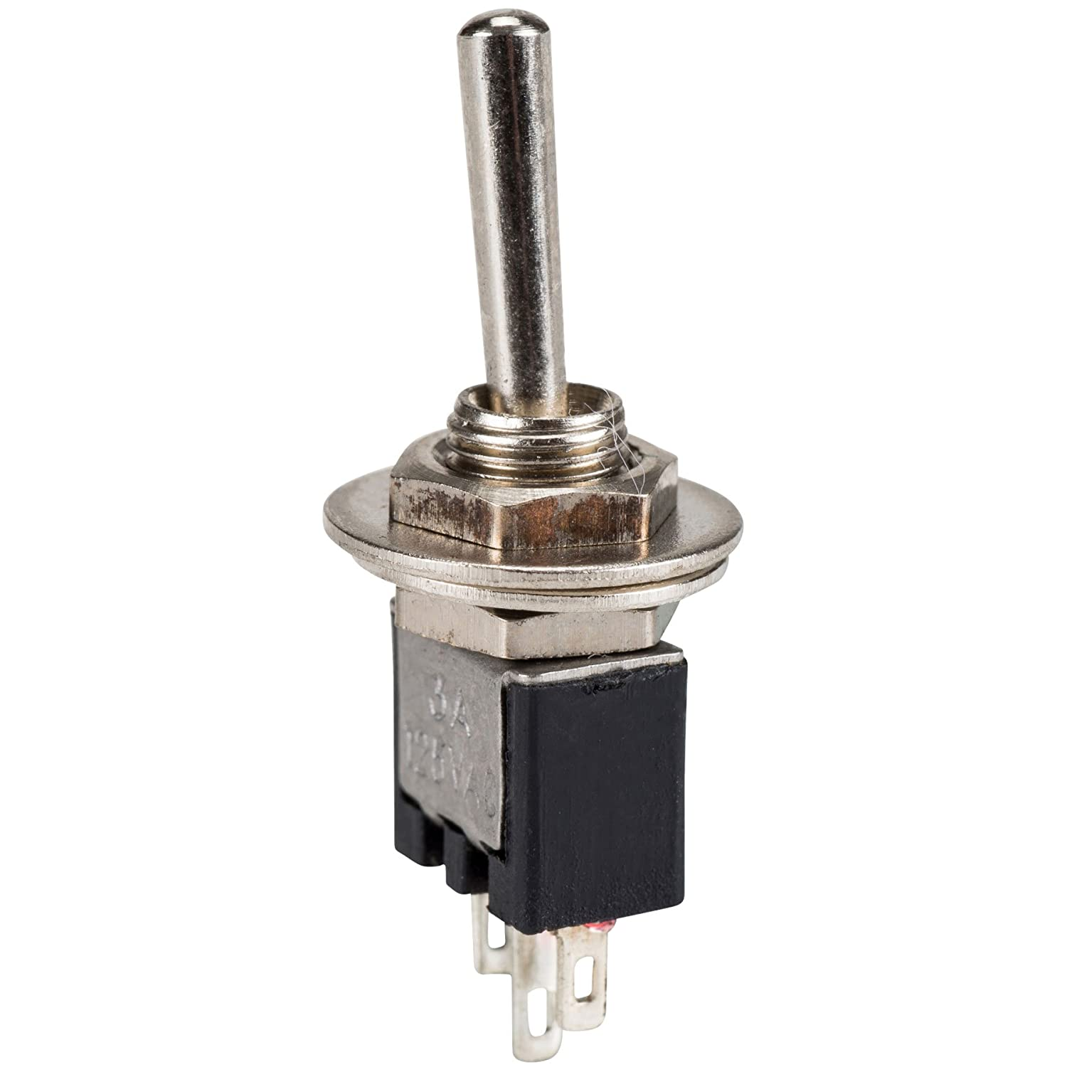 PARTS EXPRESS SPDT Sub-Mini Toggle Switch