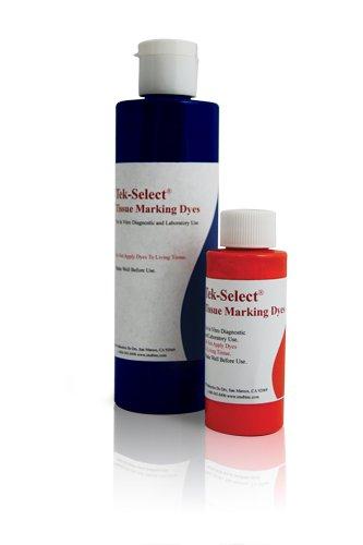 Tek-Select Tissue Marking Dye Black 8 oz.