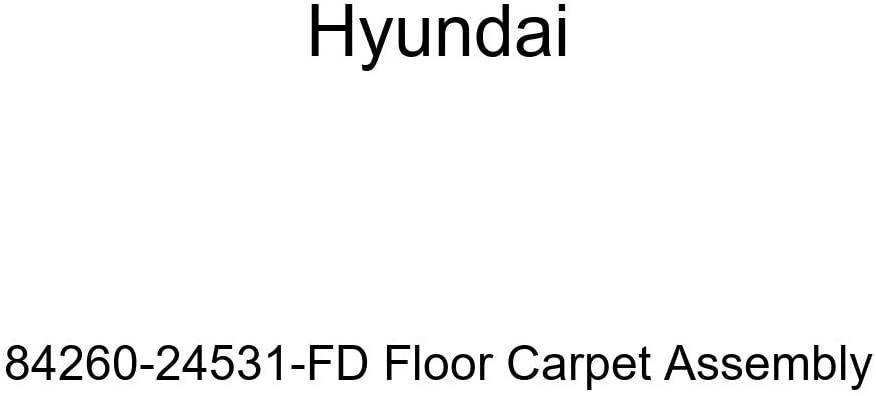 Genuine Hyundai 84260-24531-FD Floor Carpet Assembly