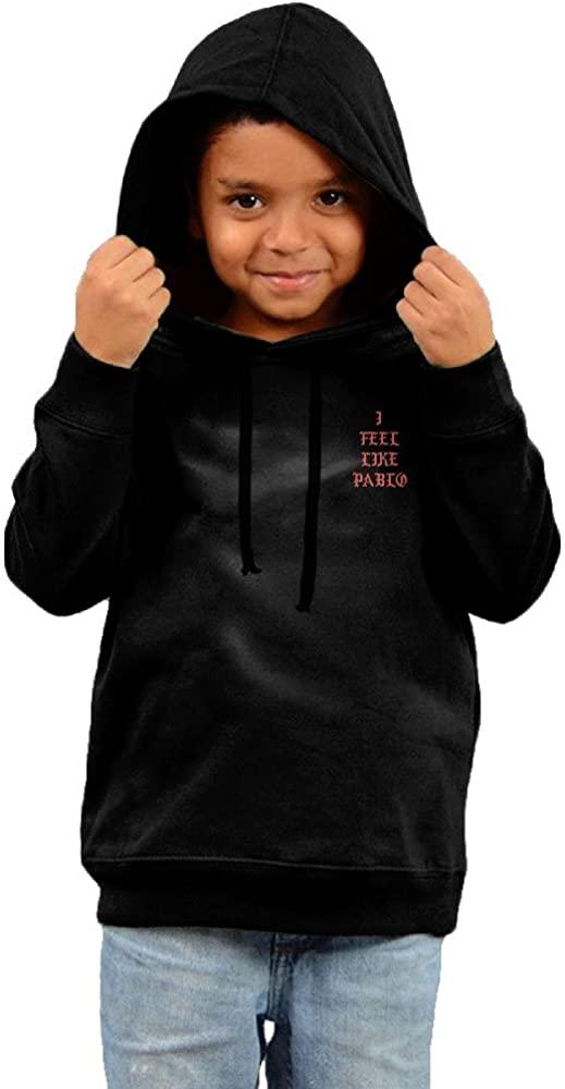 Toddler I Feel Like Pablo Kanye West Hooded Sweatshirt