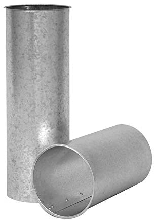Imperial Manufacturing Flue Thimble Single Wall 6