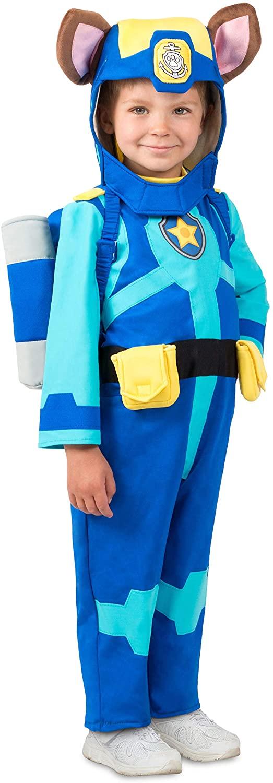 Princess Paradise Paw Patrol Sea Patrol Chase Child's Costume, 18 Months - 2T