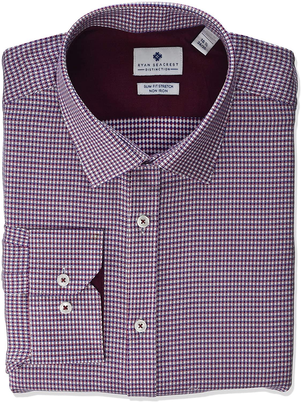 Ryan Seacrest Distinction Men's Button Up