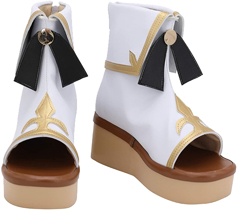 Princess Connect!Re: Dive Kiruya Momochiru Swimsuit White Cosplay Shoes