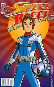 Speed Racer Next Gen: The Begn