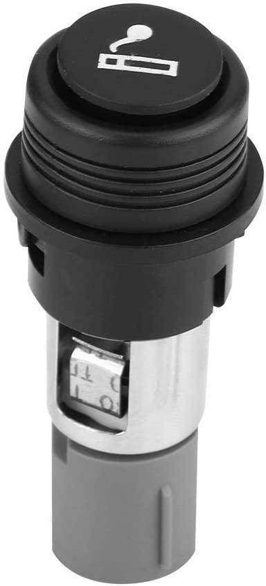 Car Cigarette Lighter, 12V 120W Car Universal Cigarette Lighter Set Cigarette Lighter Plug Cigarette Lighter Socket With Cigarette Lighter