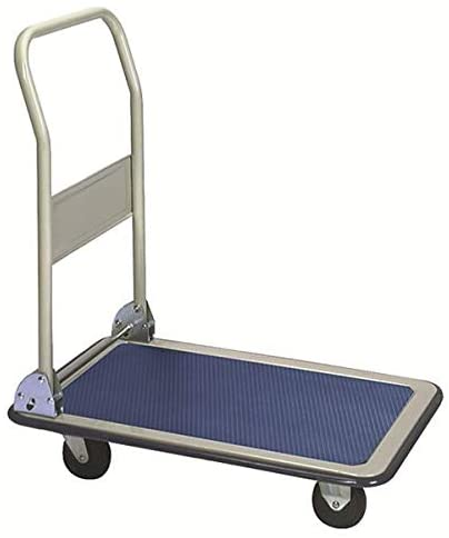 Deluxe Folding Handle Platform Dolly Size: 23