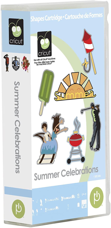 Cricut Summer Celebrations Cartridge