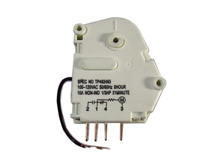 ClimaTek Upgraded Defrost Timer fits Jenn-Air Sears 850878 850879 851061
