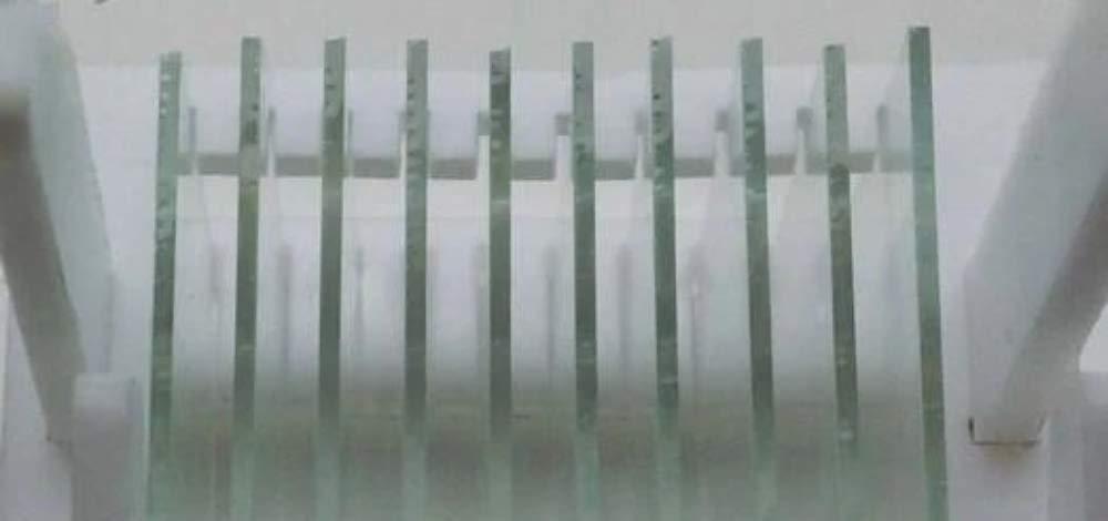 2.2 mm 12-15 Ohm/Sq FTO TEC 15 Coated Glass Substrates