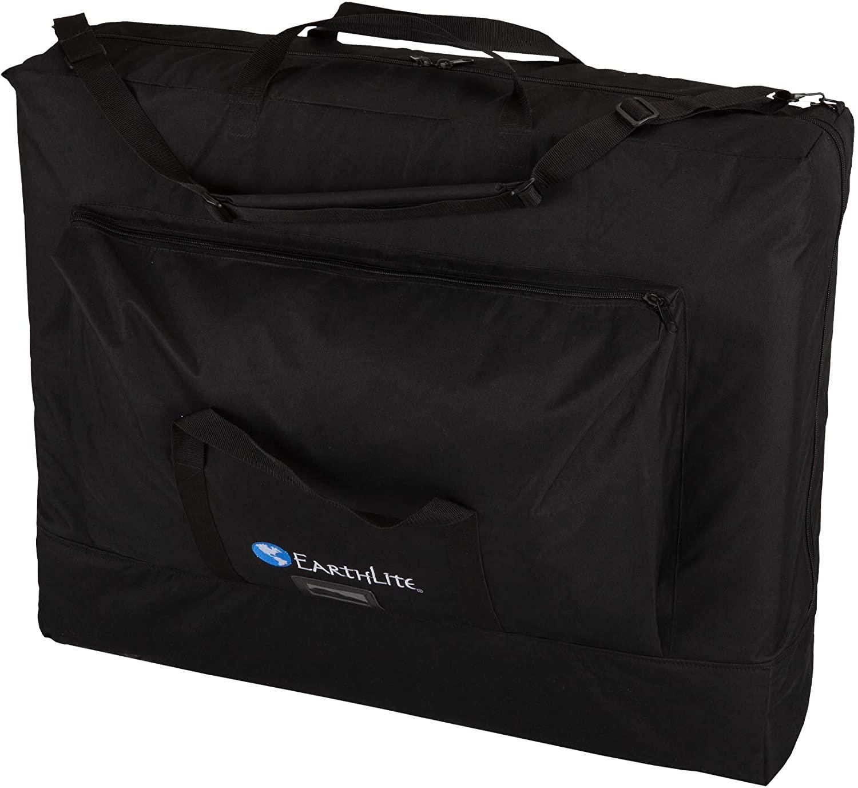EARTHLITE Massage Table Carry Case – Professional Model, Heavy-Duty, Reinforced Bottom