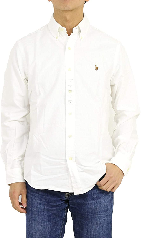 Polo Ralph Lauren Kids Boy's Cotton Oxford Sport Shirt (Big Kids)