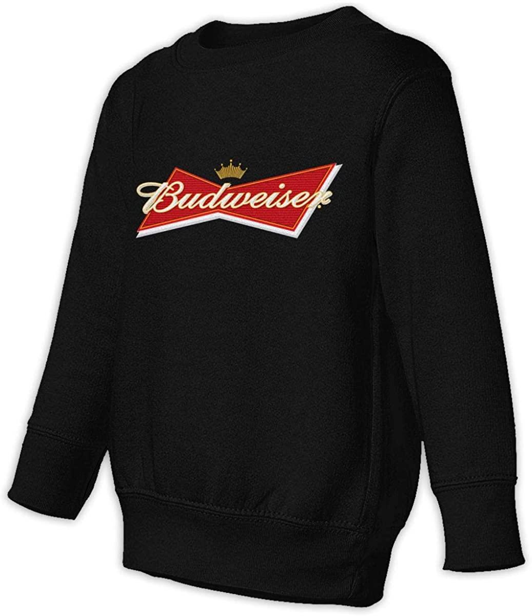 1836 Budweiser Unisex Sweatshirt Youth Boy and Girls Pullover Sweatshirt