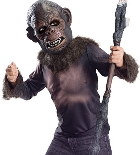 Rubies Dawn of The Planet of The Apes Koba Costume, Child Medium