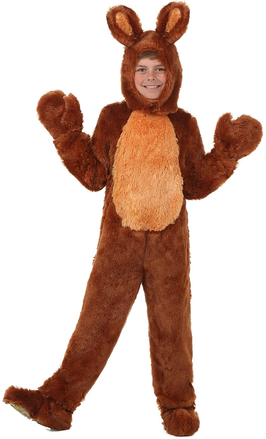 Child Brown Bunny Costume