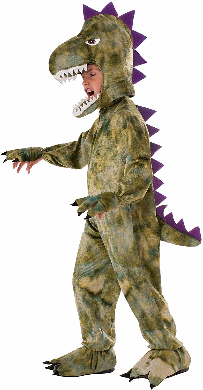 Forum Novelties Kids Dinosaur Costume, Green, Large, Model:76197