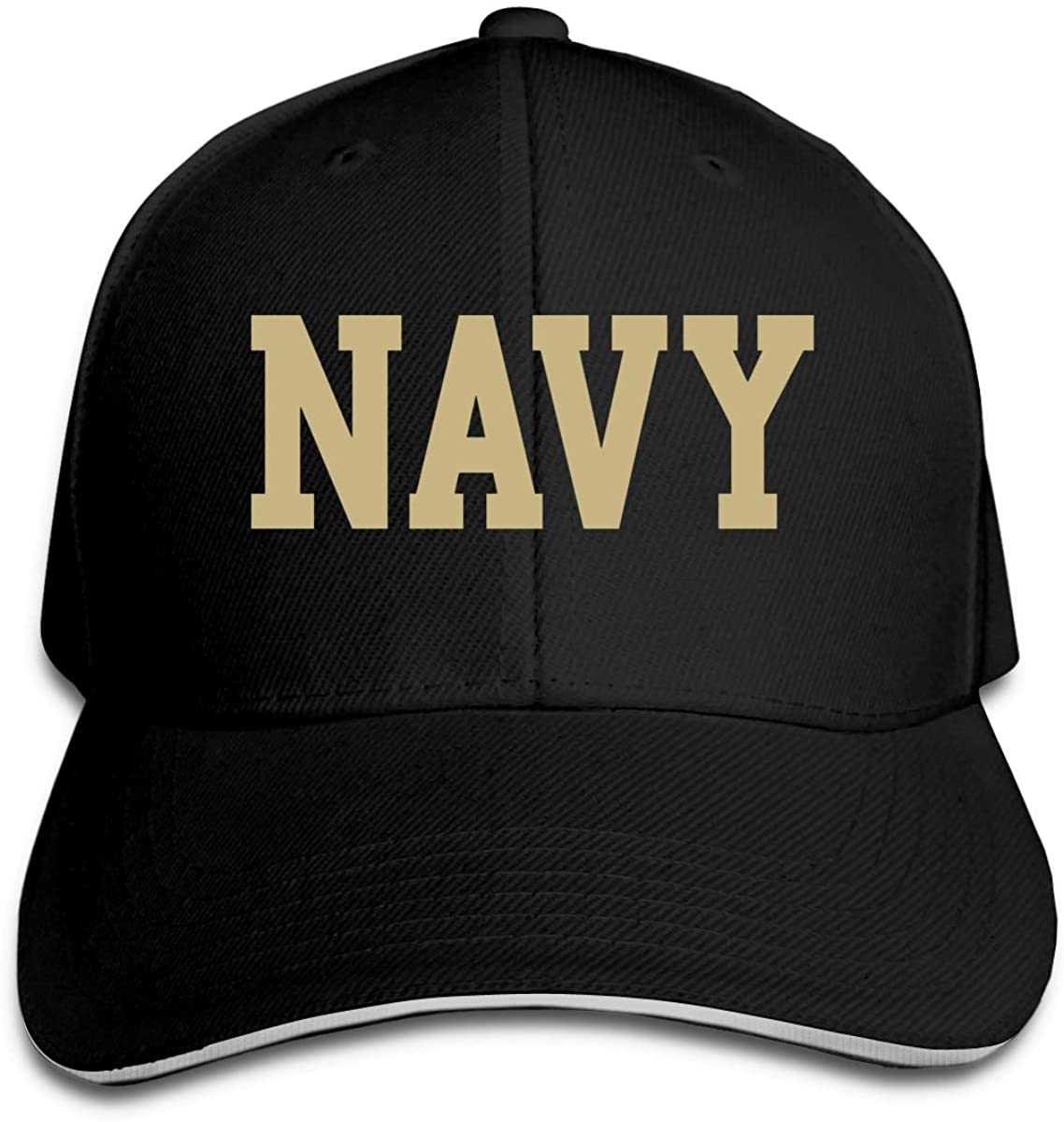 PTNHINAMO Us Navy Naval Academ Girls and Man Fashion Pointed Cap Hats
