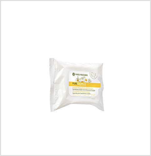 Yves Rocher Pure Calmolle Ultra Soft Facial Cleansing Wipes