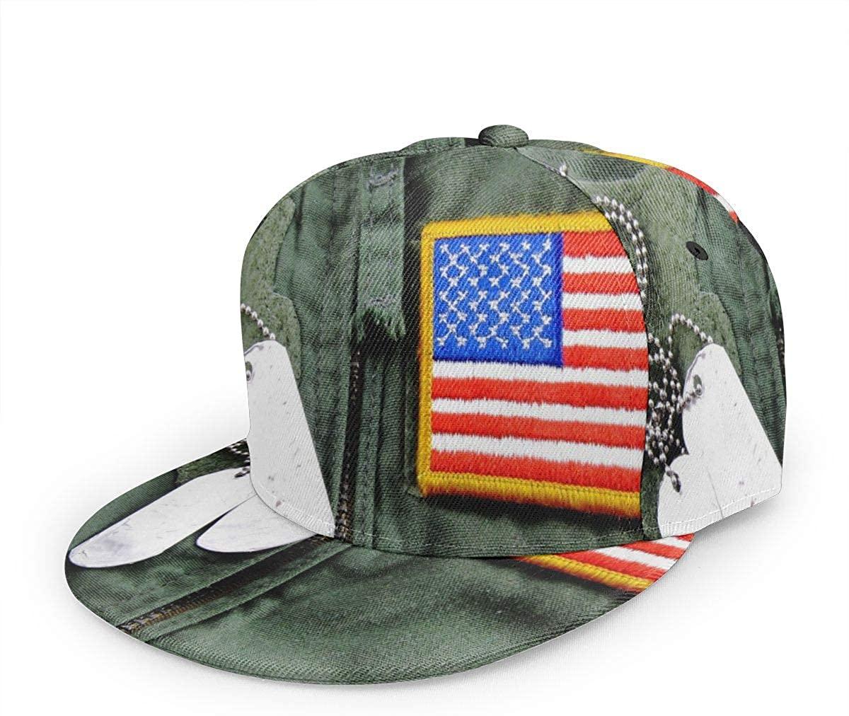 Snapback Hat Music Notes Texture Baseball Cap Flat Brim Sun Visor Hat for Women Men