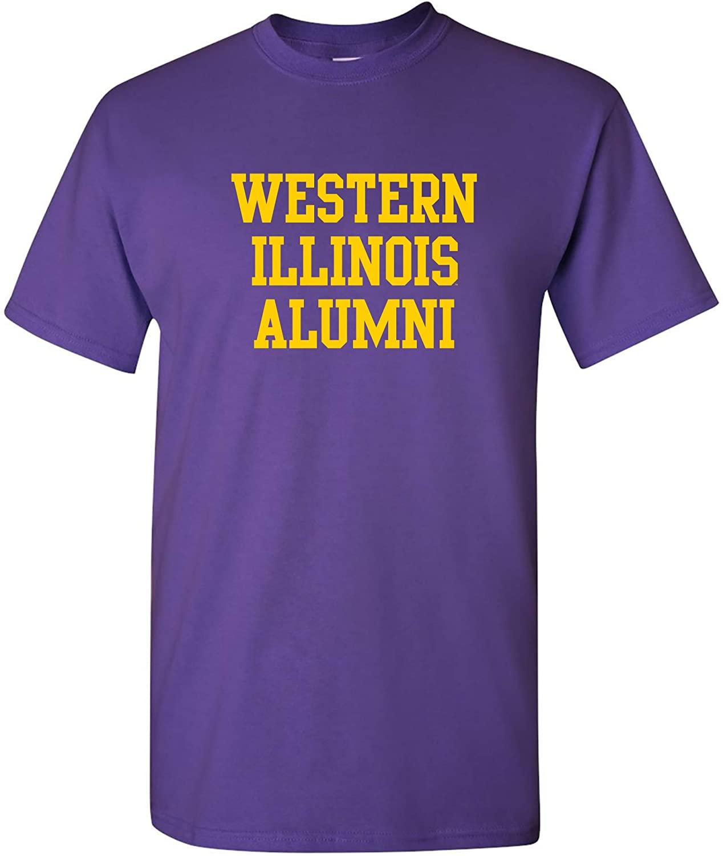 NCAA Basic Block Alumni, Team Color T Shirt, College, University