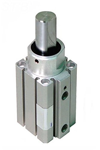 Fabco-Air STB40X30A Stopper Cylinder, Anti-Rotation Rod End, Double Acting, 40 mm Bore, 30 mm Stroke