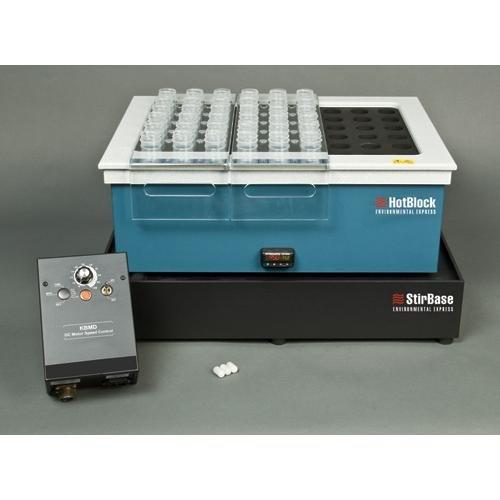 Environmental Express SC160 StirBase Hot Block with Remote Controller, 120V