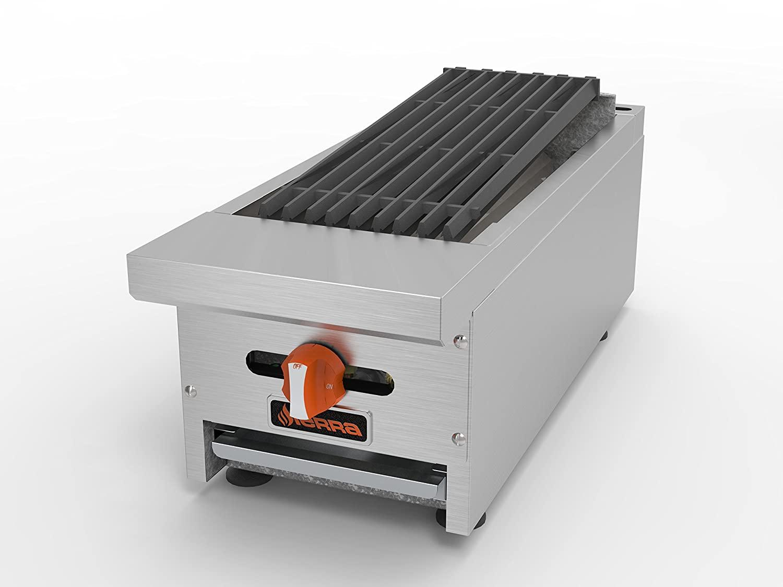 Sierra SRRB-12 Radiant Broiler