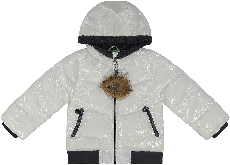 Cozy Coop Hooded Puffer Unisex Jacket for Girls Boys Children Winter Wear