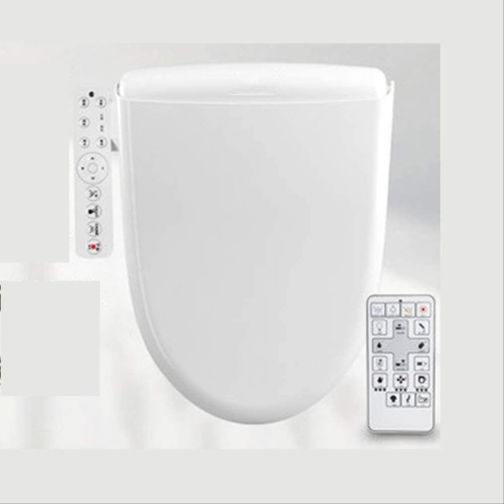 Wetips Bidet For Toilet Smart Electric Seat Heated Cover Remote Control Abattant Wc Japonais Bidet Shower Japanese Toilet A2-remote
